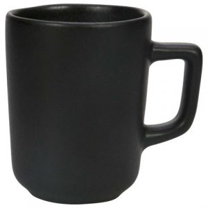 Espresso beker FIKA 5x6,5cm Zwart