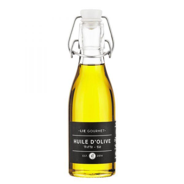 Olive oil truffle