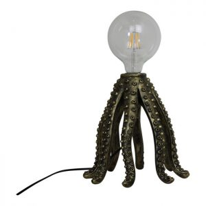 Lamp 'Octopus' - Gold