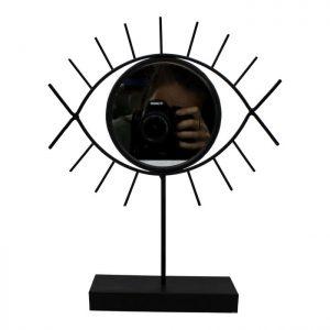 "Mirror ""Eye see you"" - Black"