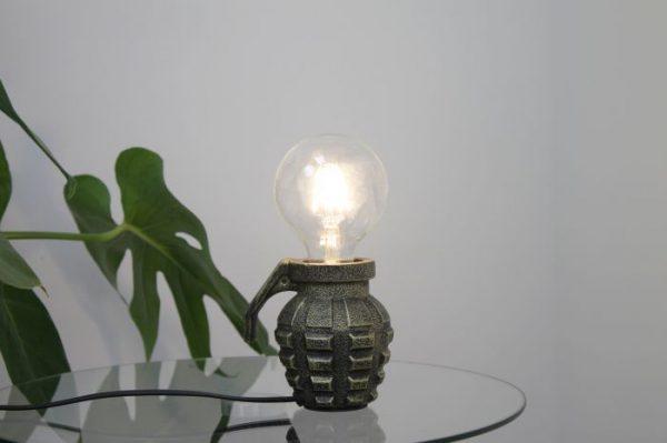 Lamp Grenade - Gold