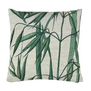 Printed cushion -Bamboo