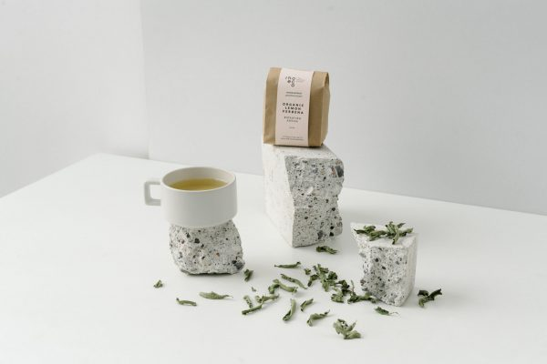 Organic Thee Monovarietal Lemon Verbena/Kruiden