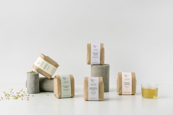 Organic Thee Monovarietal Sage/Salie