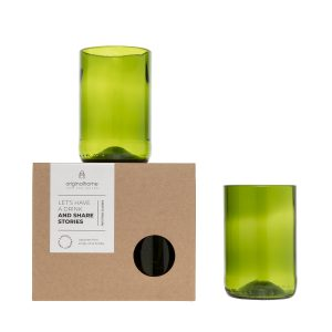 Glass Green - M set 2