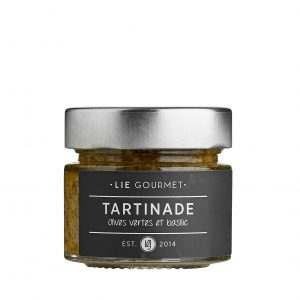 Tapenade green olives