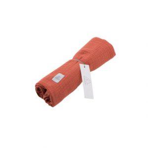 Luierdoek 60x60cm - Roest