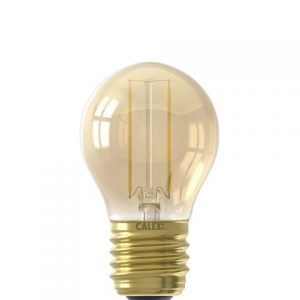 Spherical lamp '130lm' klein - Gold