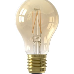 Calex Led lamp Dimmable 600LM - Gold