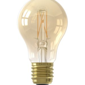 Calex Led Filament Dimmable Gold