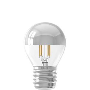 Calex Led Lamp Dimmable 310LM - Chrome