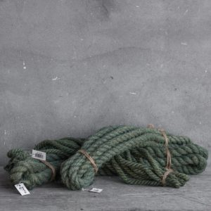 Decoratie touw - Groen