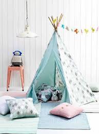 Wieber Tipi Tent Blauw