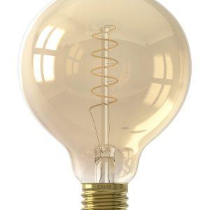 Globe lamp '200lm' - Gold