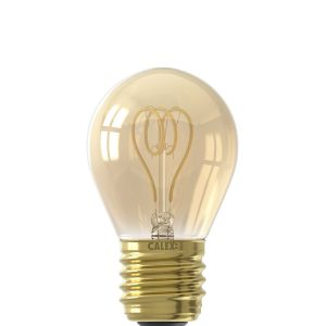 Calex Spherical Lamp Gold