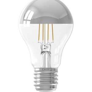 Calex Filament GLS Lamp Chrome