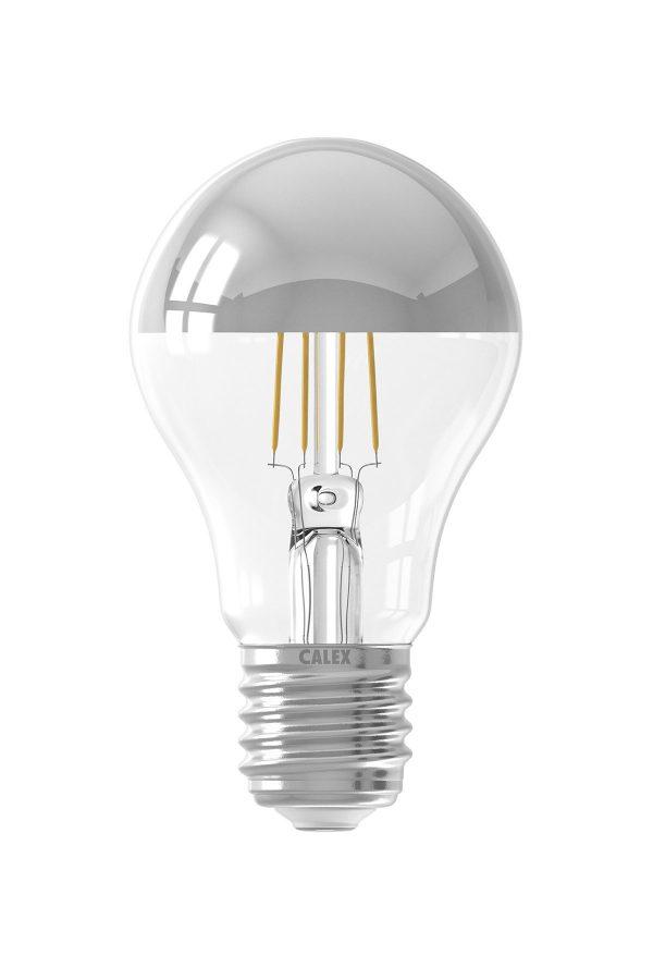 Calex Filament GLS Lamp Chrome