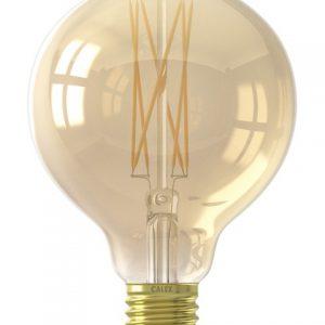 Calex Globe G95 Lamp Gold