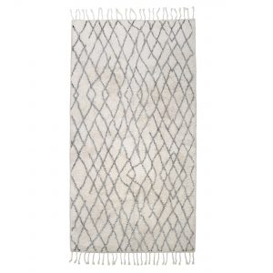 Bad mat rechthoek L - 90x175 cm